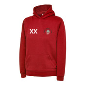 Youth Classic Pullover Hoodie - with Initials