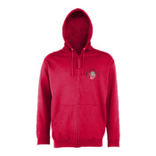 Women's Classic Full Zip Hoodie - with Name on Back