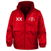 Youth Microfleece Lined Rain Jacket